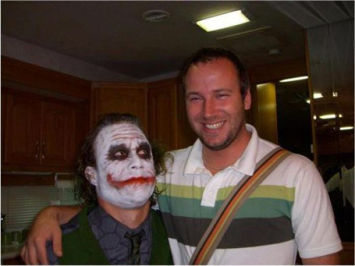 Famous People Hanging Out Together. Part 12 (39 pics)