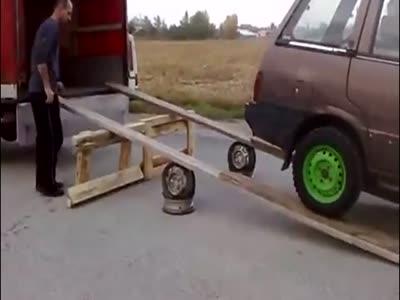 Car Uploading Goes Wrong