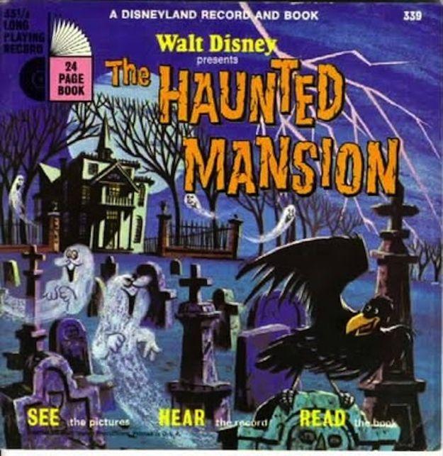Forgotten Walt Disney Read-Along Book And Records (26 pics)