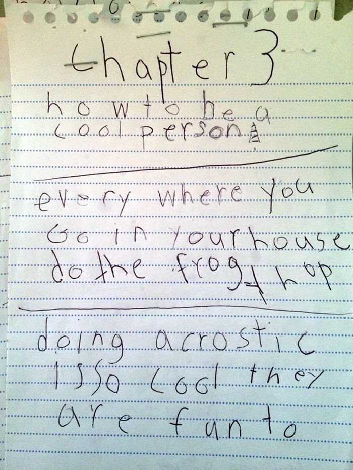 How to be a Cool Person (3 pics)