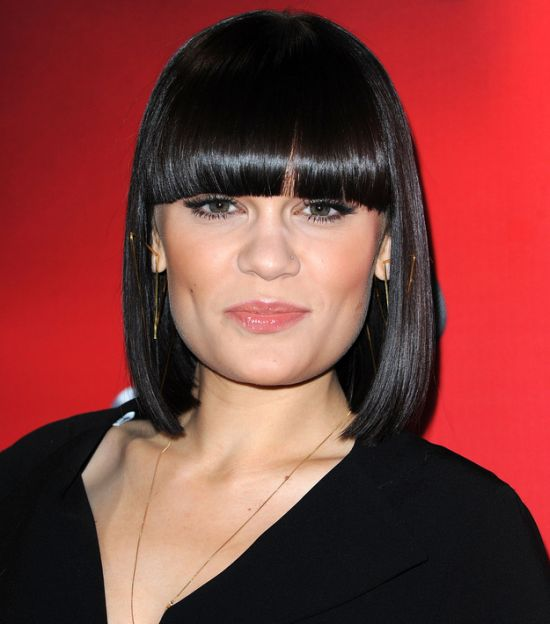 Jessie J Shaved Her Head (4 pics)