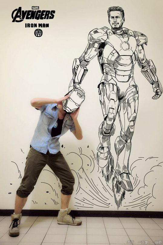 3D Drawings (21 pics)