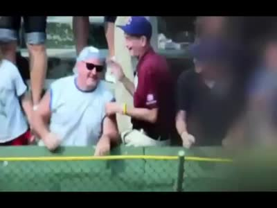 Baseball Catch Compilation