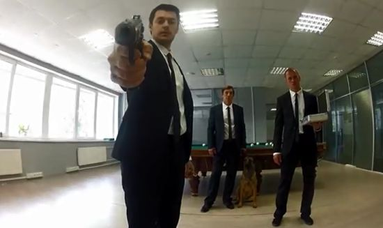 Insane Office Escape by Bad Motherf*cker - Part Two
