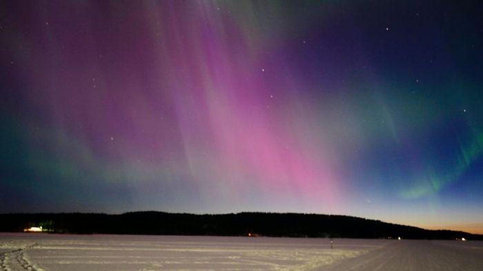 Northern Lights (25 pics)