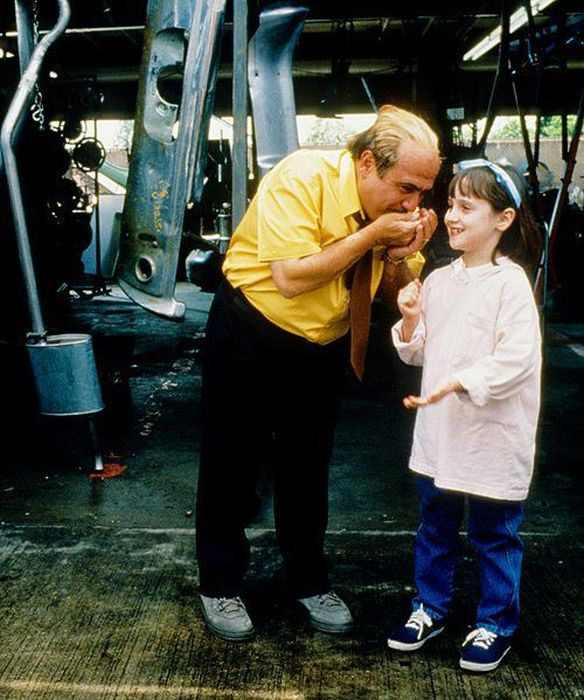 On the Set of Great Movies (20 pics)