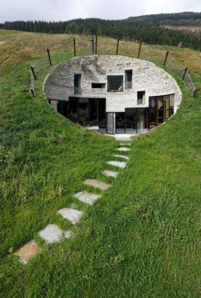 Impressive Houses (33 pics)