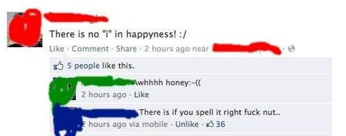 Stupid Posts on Facebook (25 pics)