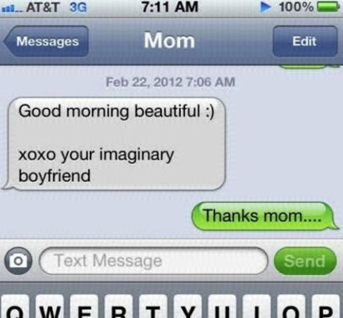 Texts You Don't Want To Get From Your Parents (24 pics)