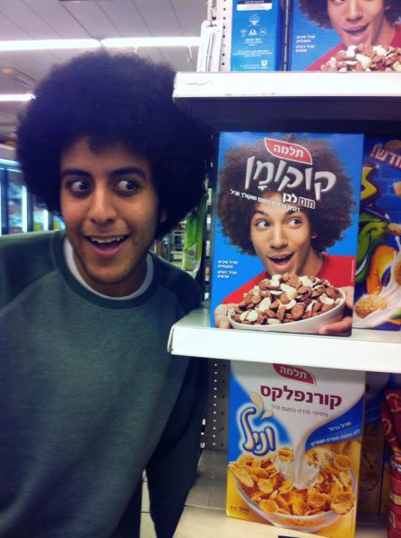 People and Their Doppelgänger (27 pics)