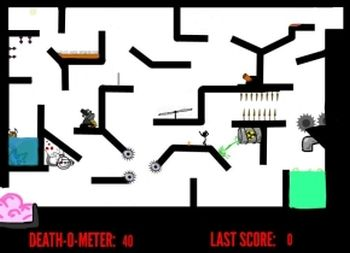 Stick Death Run 2
