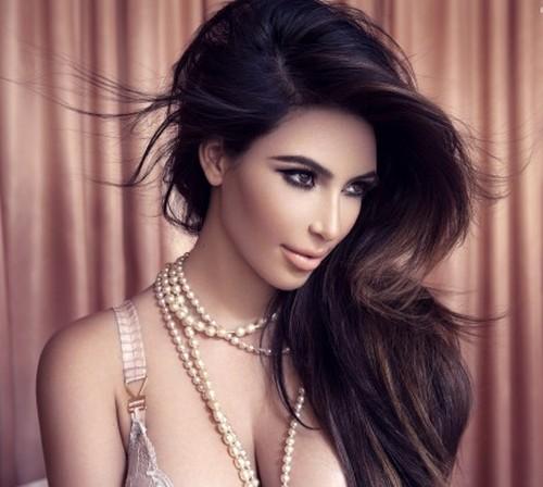 Leaked Kim Kardashian Lingerie Photos (9 pics)