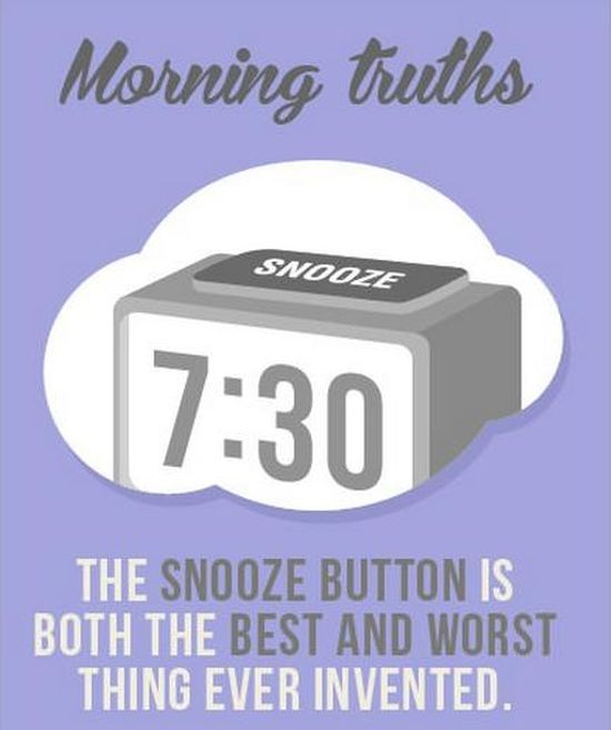 Morning Truths (9 pics)