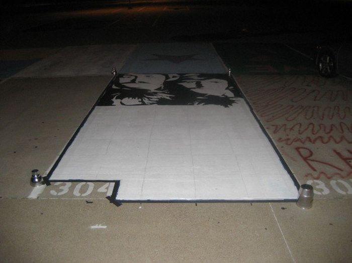 Beatles Parking Spot (16 pics)