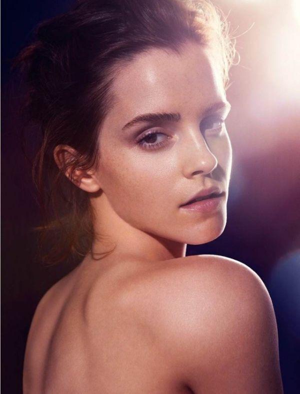 Naked Emma Watson (8 pics)