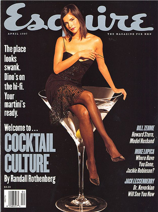 The Evolution Of Women On The Cover Of Esquire Magazine (73 pics)