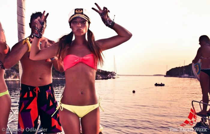 Cute Girls of Yacht Week 2013 (100 pics)