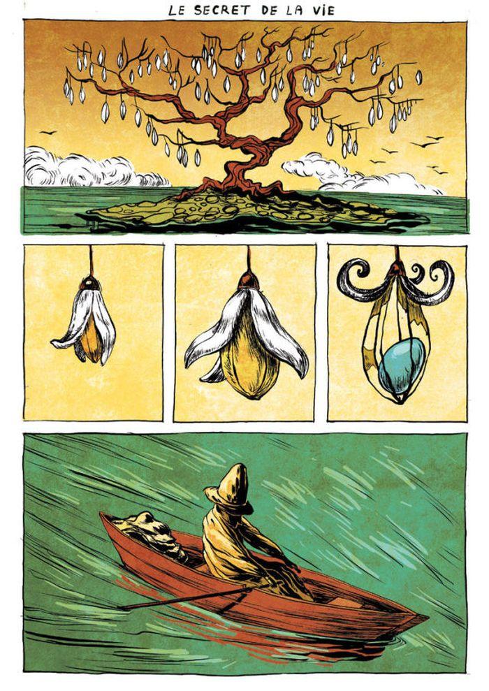 The Secret of Life (4 pics)