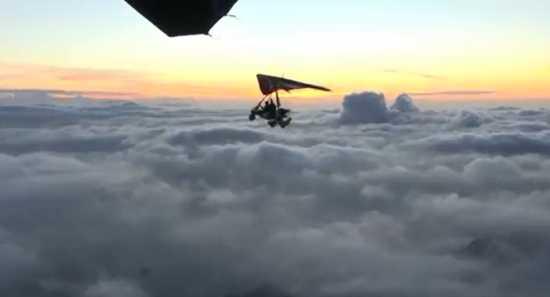 Incredible Wingsuit Flight in Rio de Janeiro