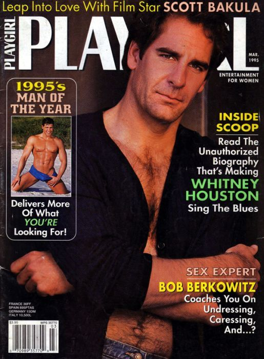 Award Winning Actors on Playgirl Covers (34 pics)