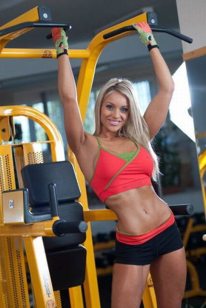 Fitness Girls (64 pics)