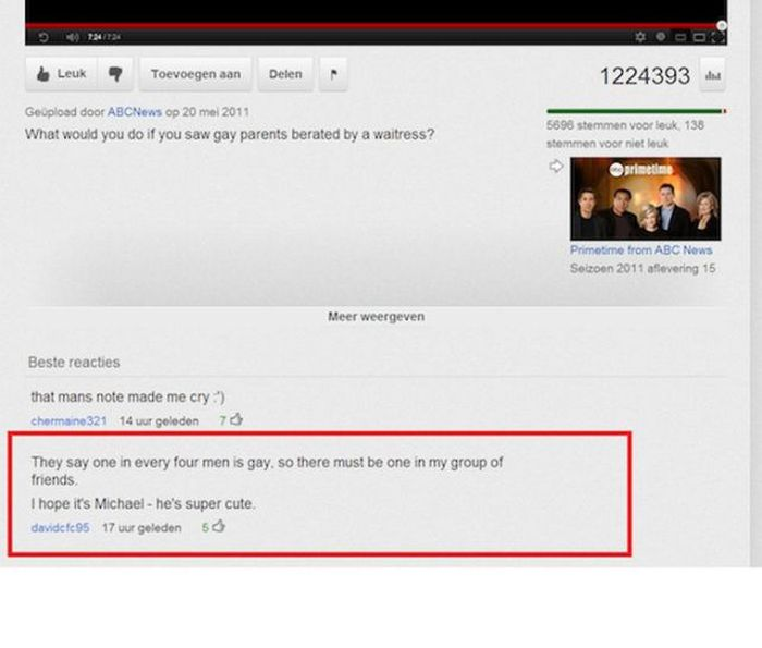 Funny Youtube Comments Part 11 (32 pics)