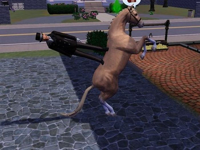 Sims Life vs Real Life (38 picss)
