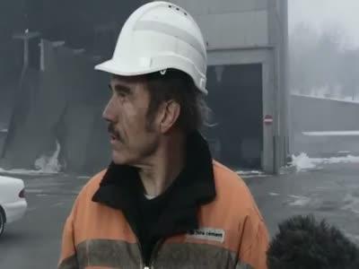 Angry Bulldozer Driver vs Boss' Car