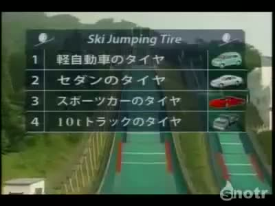 Weird Japanese Sport