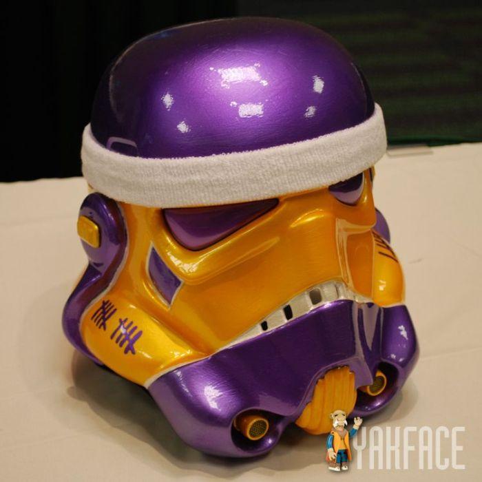 TK Helmet Project (51 pics)