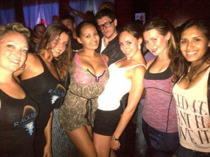 Photobombs. Part 28 (61 pics)