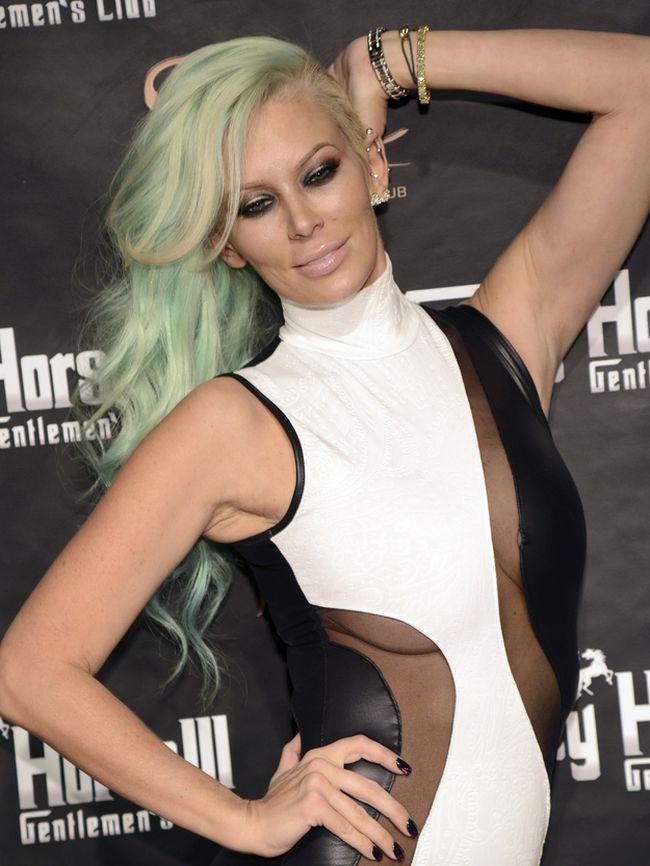 Nice Dress of Jenna Jameson (6 pics)