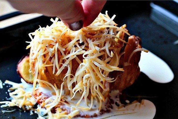 Baked Potato. You Are Doing It Right (6 pics)