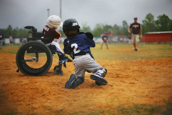 His First Hit (3 pics)