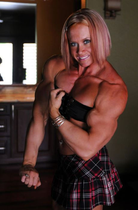 Female Bodybuilders (52 pics)
