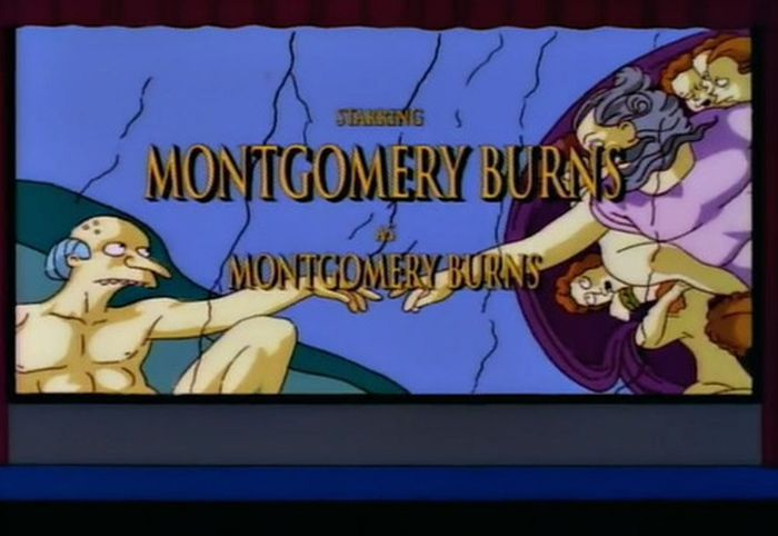 The Simpsons Copying Famous Movies (34 pics)