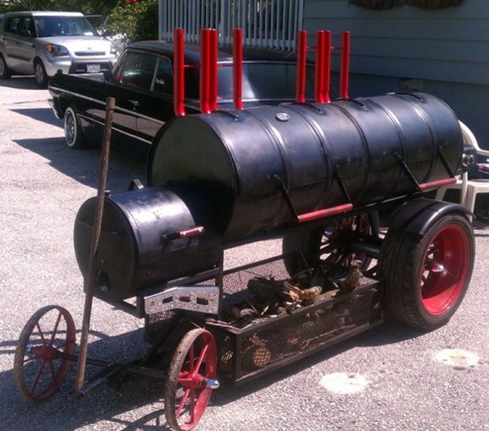 Great BBQ Grills (40 pics)
