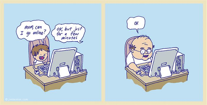True Comics About The Internet (25 pics)