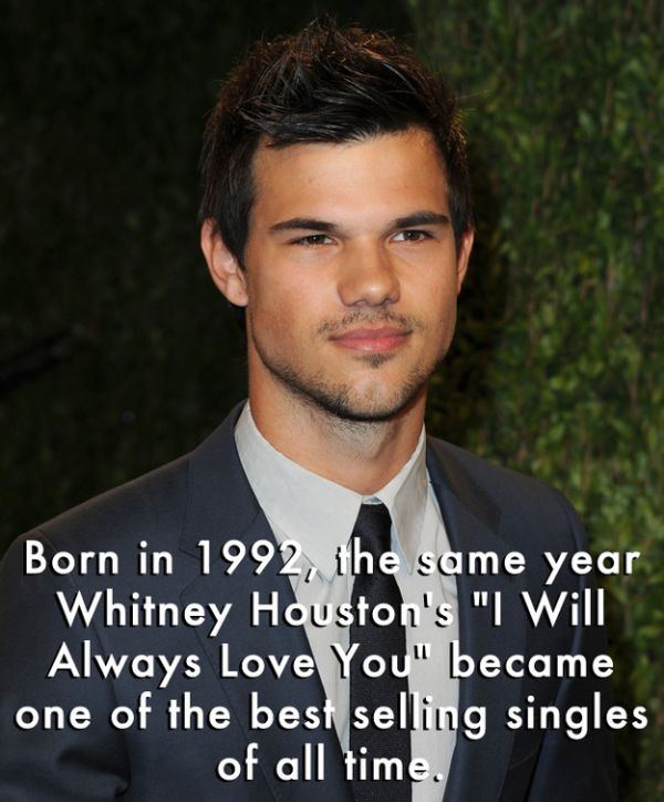 Famous People Who Were Born In The '90s (20 pics)