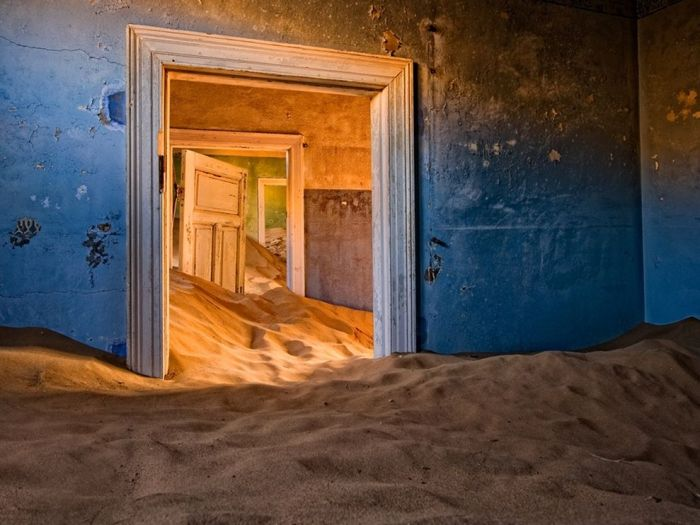 Beautiful Abandoned Places (33 pics)