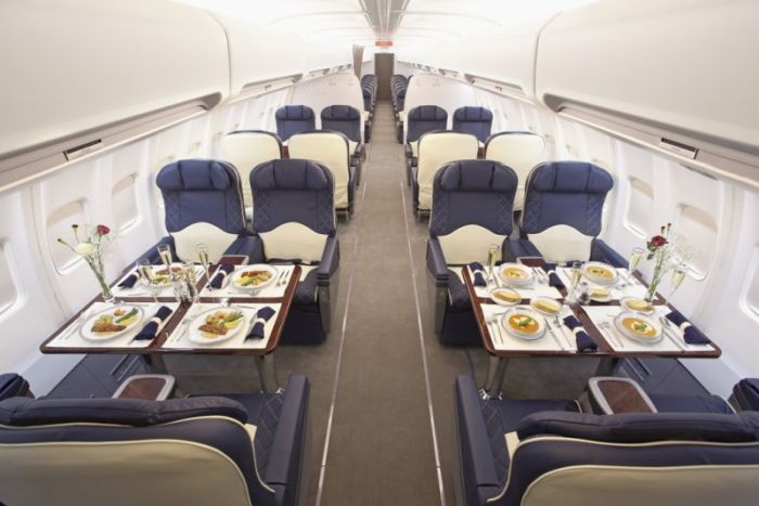 This Is Why You Should Have Your Own Private Jet (5 pics)