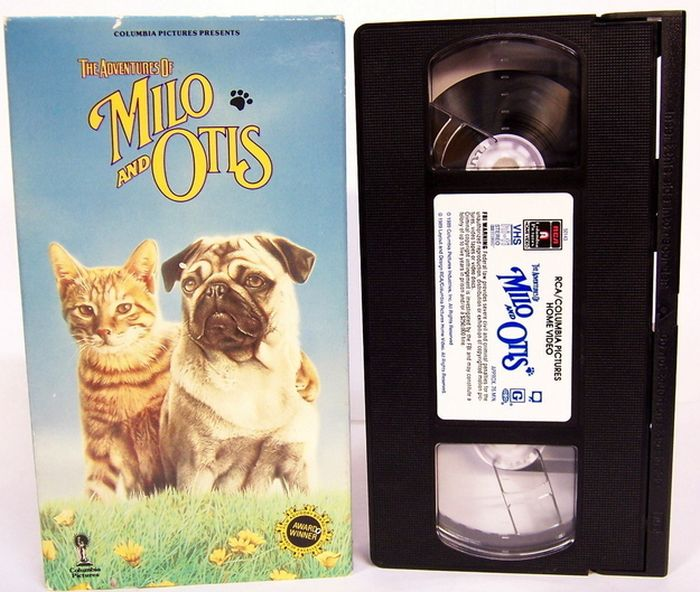 VHS Movies We Watched as Kids (35 pics)