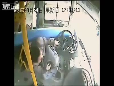 Chinese 'Final Destination' in Action