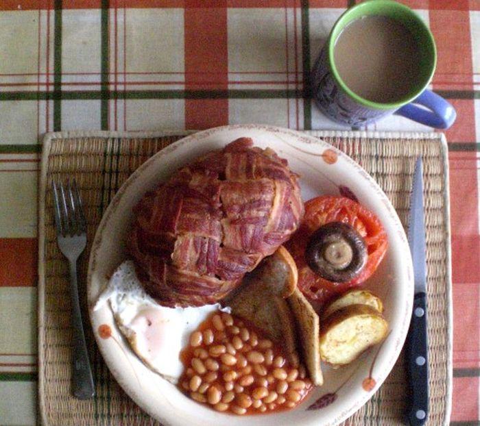 Bacon Easter Egg (9 pics)
