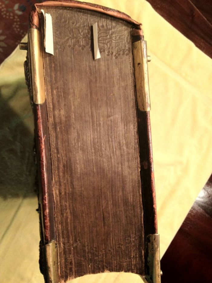 Very Old Bible (19 pics)