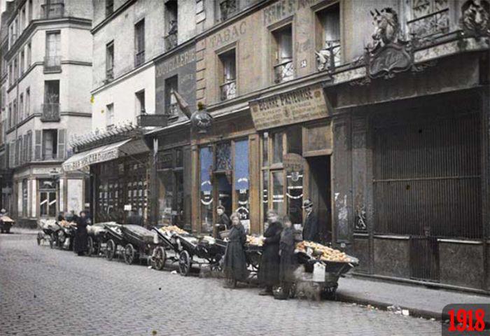 Paris 1900-2013 (20 pics)