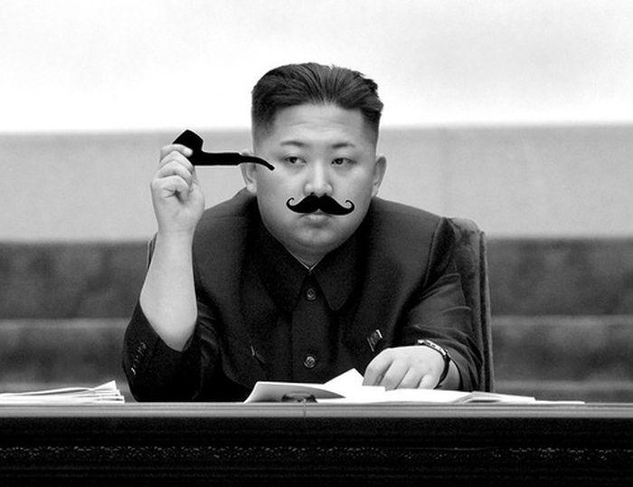 Kim Jong-Un Photoshop (19 pics)