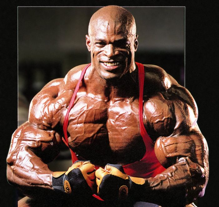 Ronnie Coleman (11 pics)