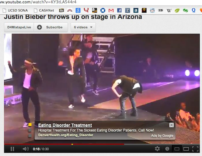 Terribly Placed YouTube Ads Ever (20 pics)