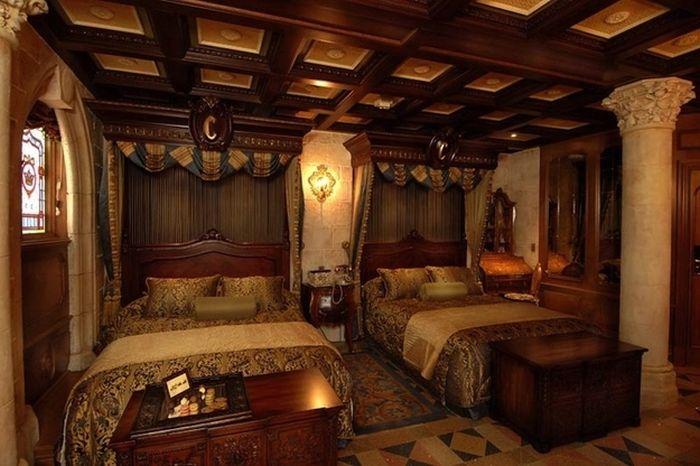 Комнаты в замках фото